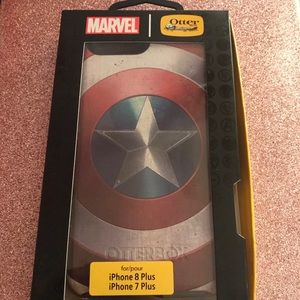 Otterbox Marvel Captain America iPhone Case